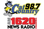 Cat Country 98.7 and NewsRadio 1620