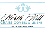 North Hill Chairs Covers & Linens